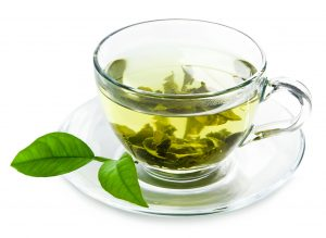 green tea lowers high blood pressure