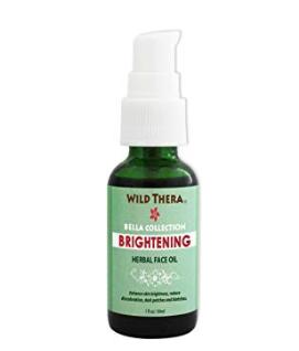 organic skin brightening