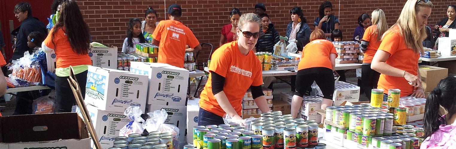 volunteer in new york city