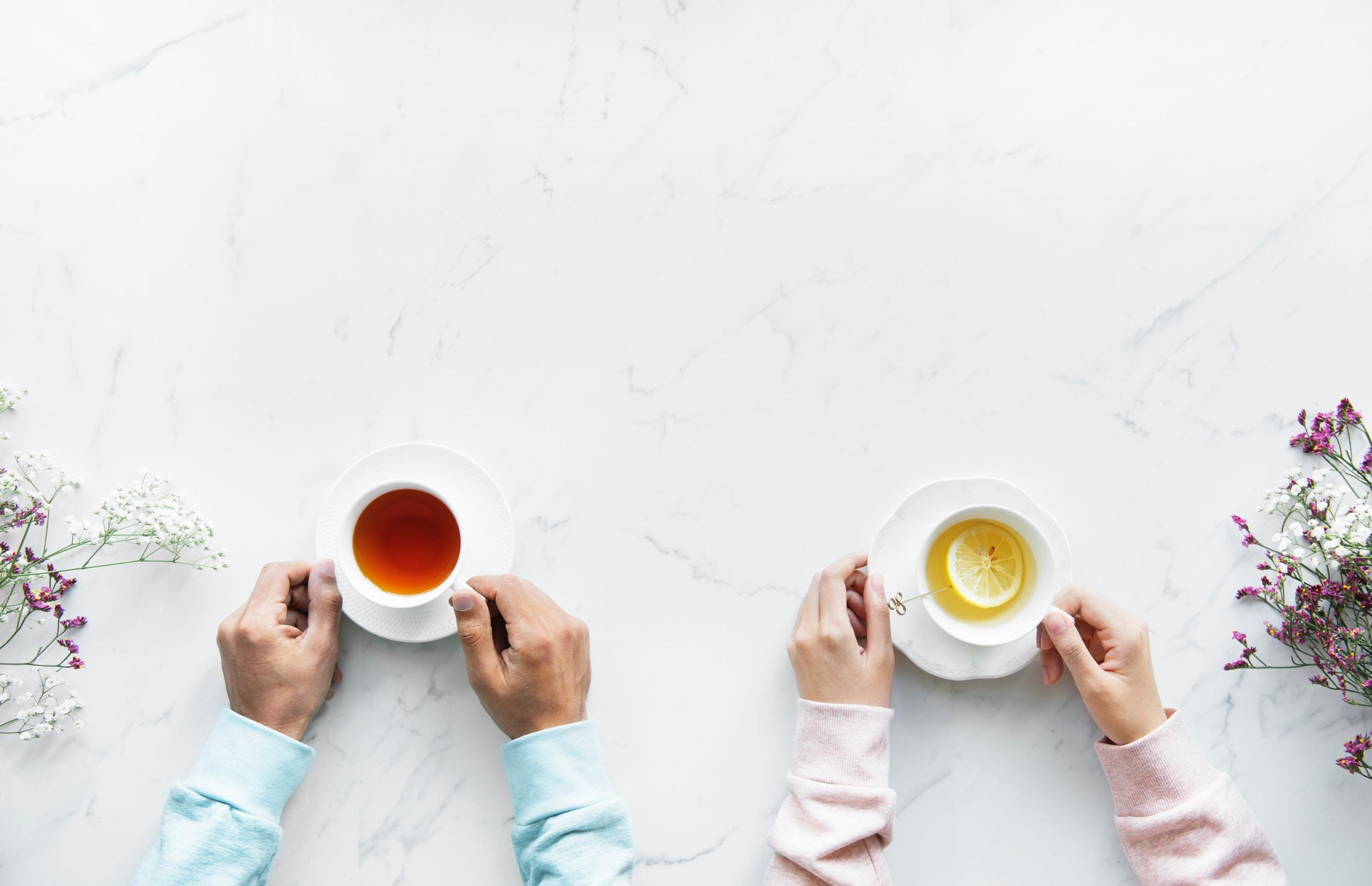 healthiest tea