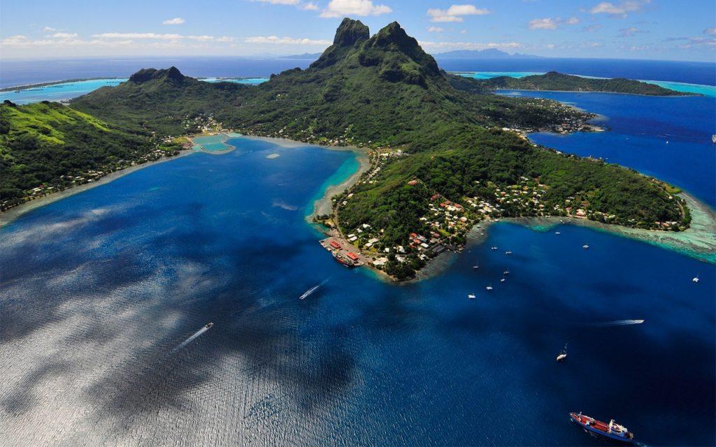 Top beautiful islands
