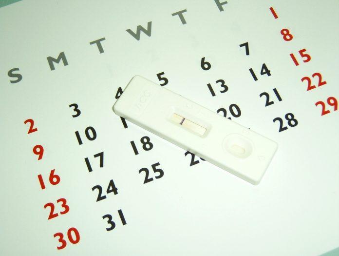 late period negative pregnancy test