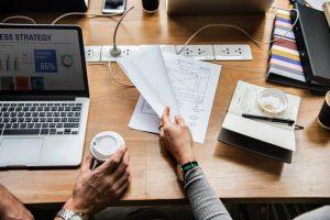 Online business, social websites