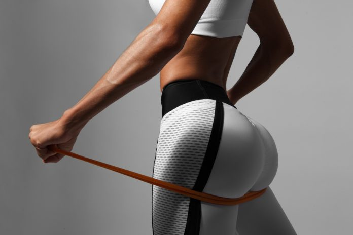 get a bigger butt fast