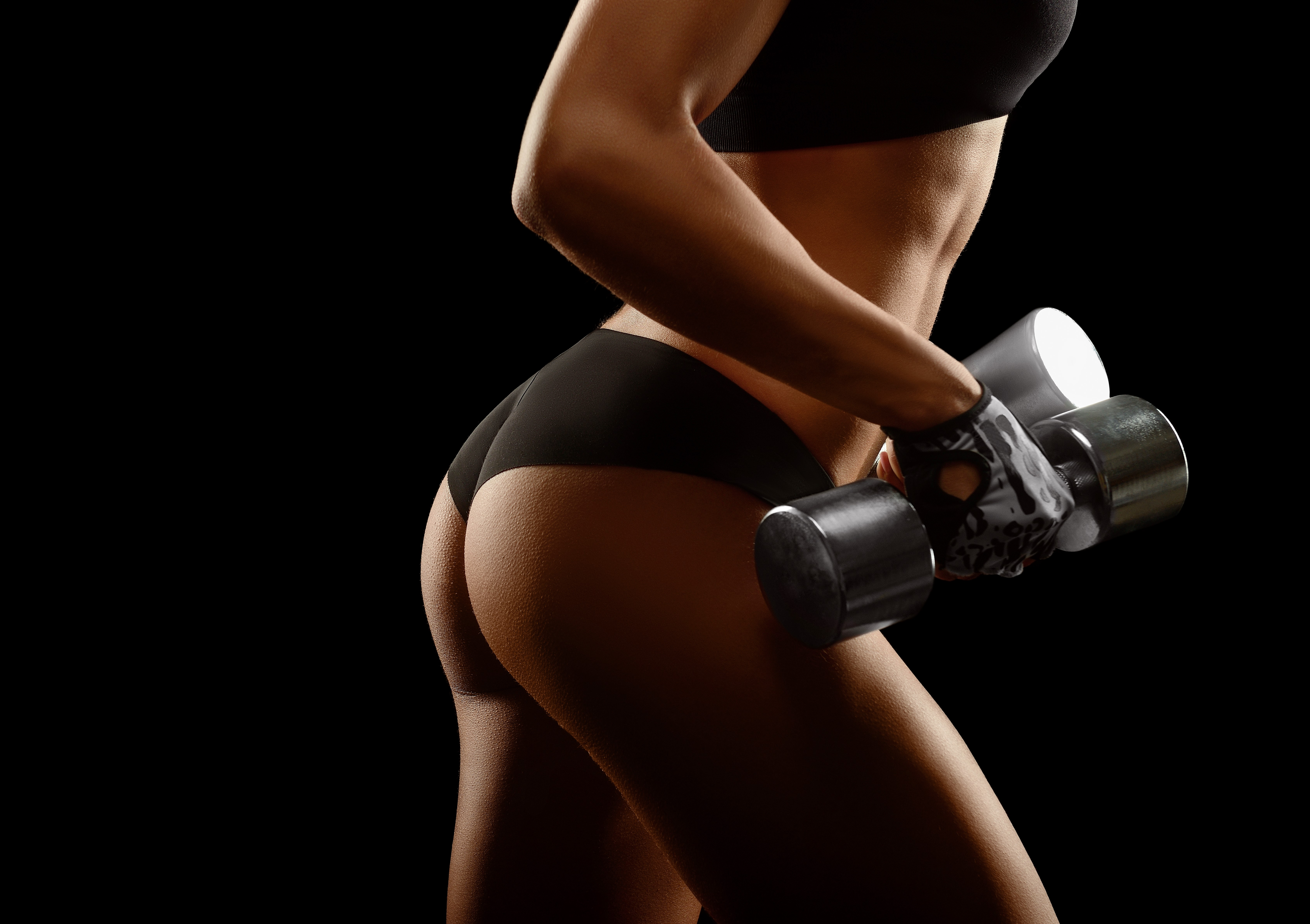 get a bigger butt fast naturally at home