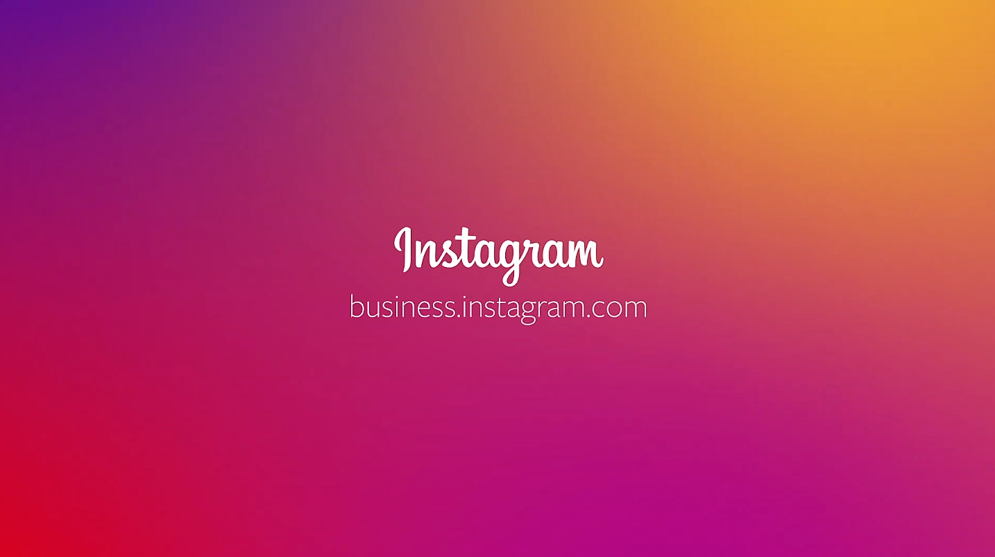 promote your business on Instagram