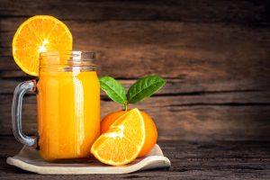 Orange improves your cardiovascular health