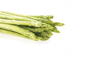 asparagus helps to prevent accumulation of plaque in the arteries and reduce inflammation