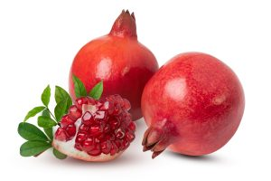 pomegranate antioxidants which reduce cholesterol levels unclog vessels arteries