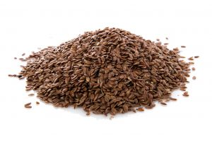 Brown Flax reduces inflammation and blood pressure