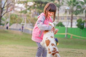 beneficial impact of pets on children