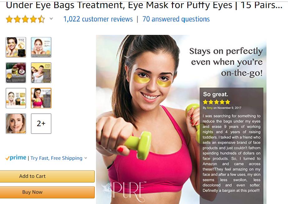 under-eye bags treatment