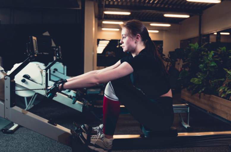 alternatives to running rowing exercise