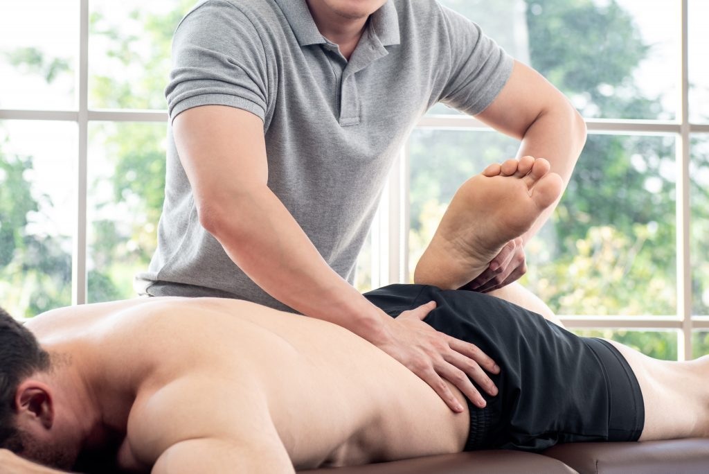 Chiropractor appointment is needed to avoid serious spine injuries by cracking the spine