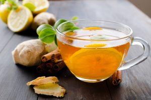 ginger natural remedy to reduce nausea
