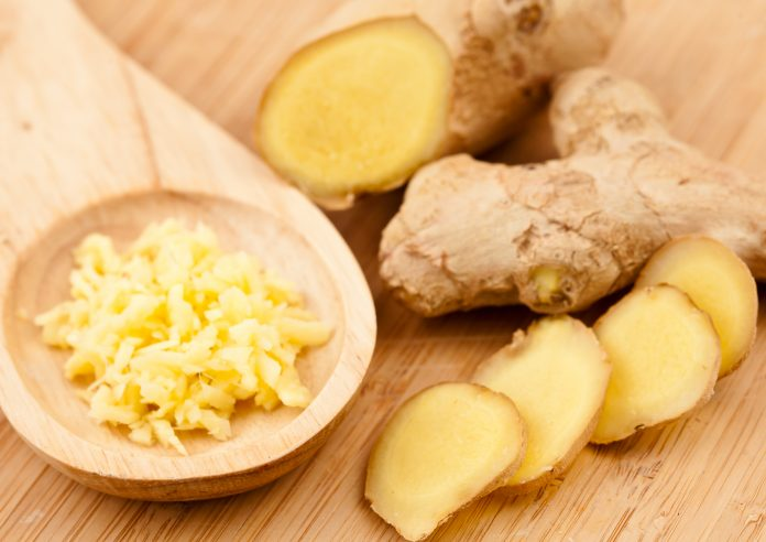 health and beauty benefits of ginger