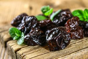 Prune juice helps in constipation