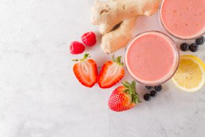 ginger lowers cholesterol prevents blood from clotting ginger smoothie