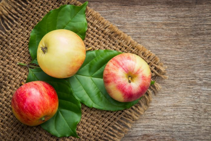 Why an apple a day keeps the doctor away?