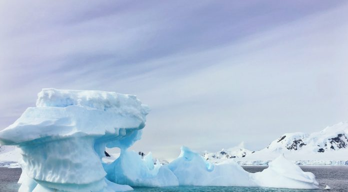Climate changes: accelerated melting of Antarctica