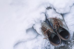 Freezing and warming your shoes will help kill bacteria and bad odor from feet and shoes