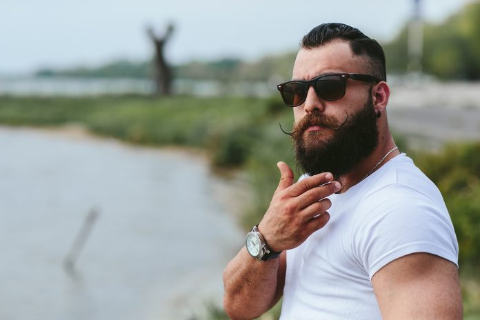 take care of beard nourishing moisturizing