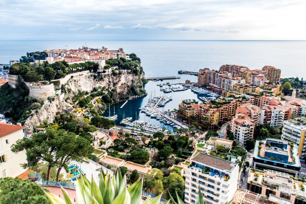 Monaco during day time