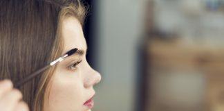 cosmetology beauty eyebrows eyelashes