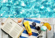 SPF sunscreen creams