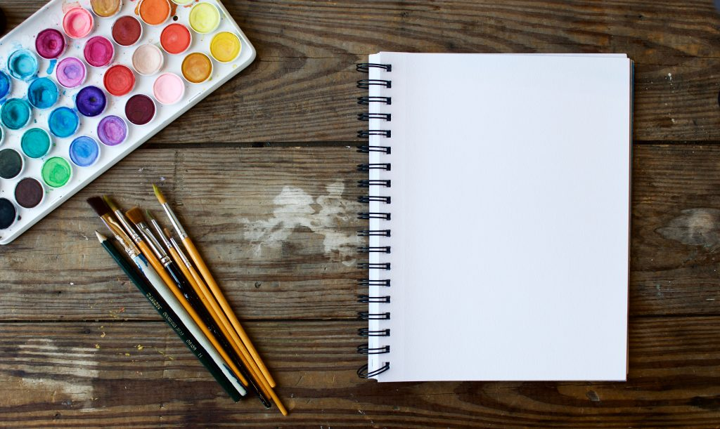 Art therapy for stress management