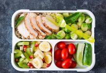 Benefits and Downsides of split meals diet