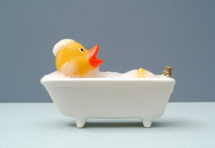 Is Taking a Bath Good for You
