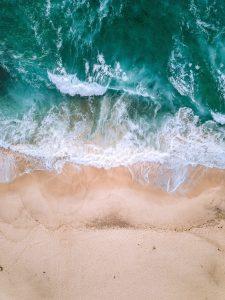 Beautiful water, beach