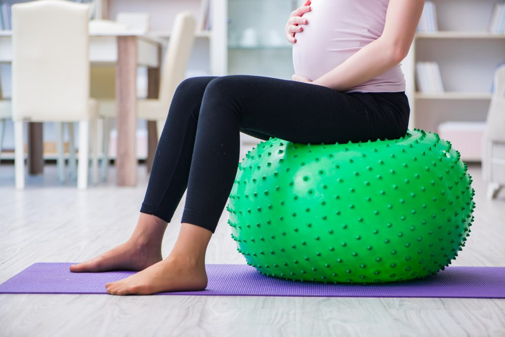 General guide on workouts for pregnant women
