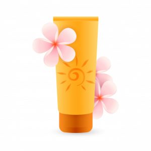 Unprotected sun exposure causes premature ageing sunscreen as skincare routine tool