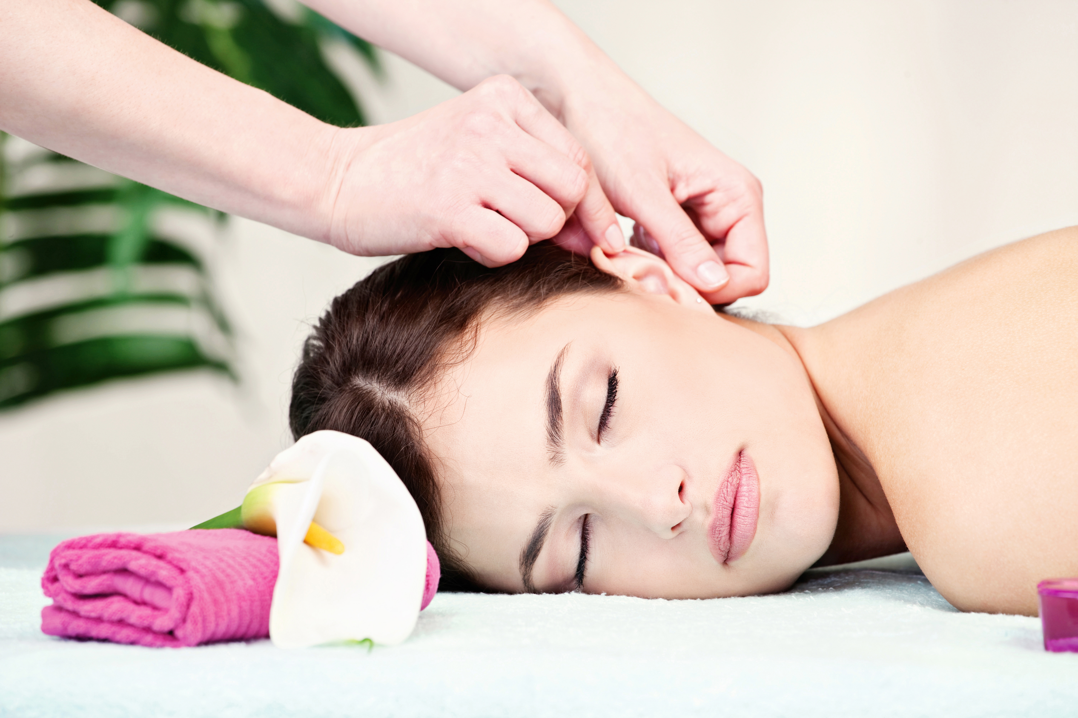 Boost Health & Energy With Ear Massage