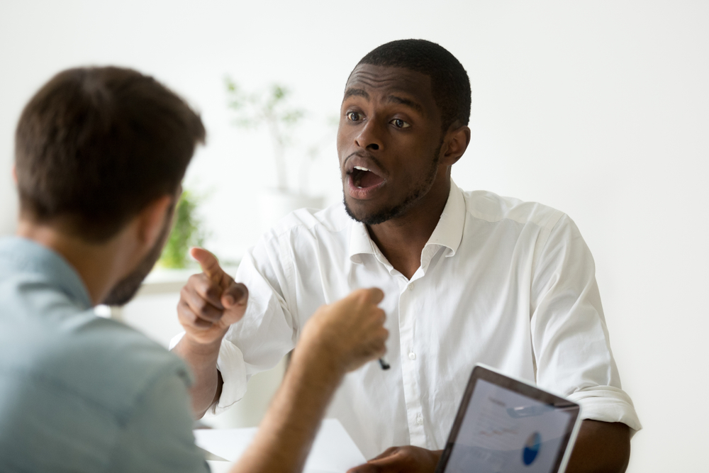 make healthy argument at work