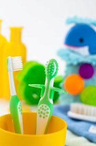 Children with dental problems may have wrong alignment or weakness of permanent teeth
