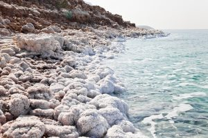 Dead Sea salts are collected from the Dead Sea, dead sea salts for cosmetic procedures
