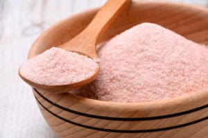 Himalayan salt helps in relaxation of muscles, the prevention of dehydration, nervous system problems