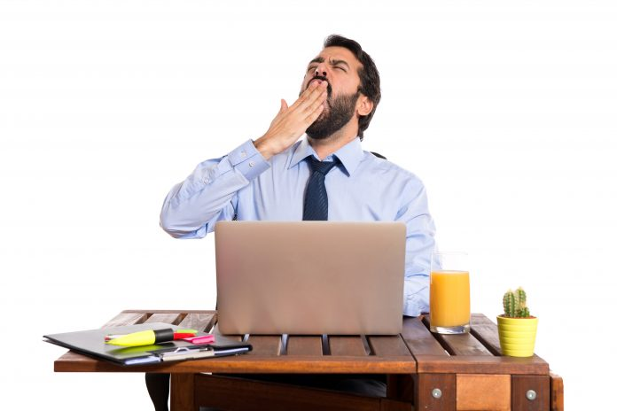Sleepiness after lunch at work? Reasons of drowsiness at work