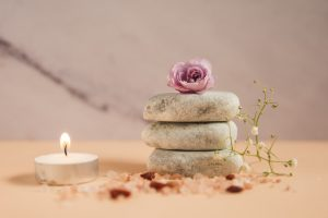 Bath salts help reduce cosmetic, mental, and overall health problems
