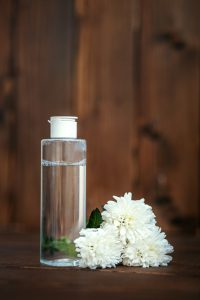 The tonic balances skin's pH, refreshes and moisturizes it facial tonic as essential tool for skincare routine