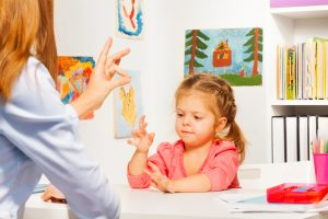 Finger gymnastics helps develop in children discipline, increase recognition, critical thinking, and even thought