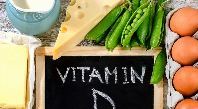 Natural sources of vitamin D