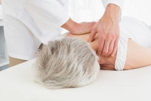 muscle stimulation, pinal hernia