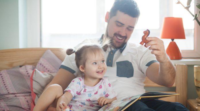 Telling stories to children