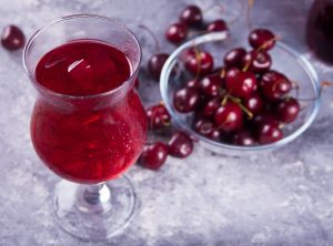 Cherry juice have melatonin that helps you stay asleep for longer, melatonin supplement, healthy products before bed
