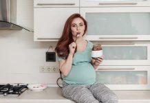 Taste changes across pregnancy