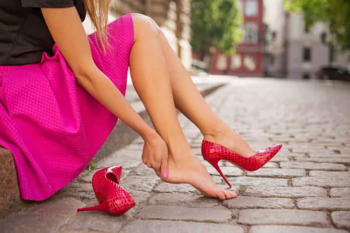 Dangers of Uncomfortable shoes